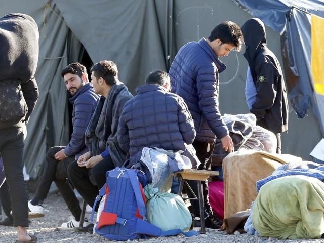 Entlang der Balkanroute wieder mehr Asylanträge