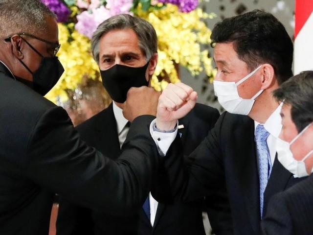 USA schmieden an Allianz gegen China