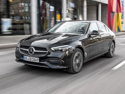 Mercedes C-Klasse Plug-in-Hybrid (2021): Vorstellung Bei der Mercedes C-Klasse dieselt auch der Plug-in-Hybrid