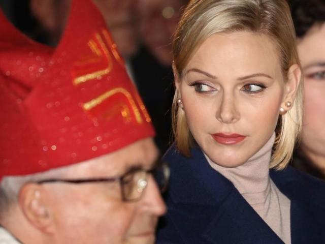 Sorge um Fürstin Charlène: Zerbricht sie an ihrer Krankheit?