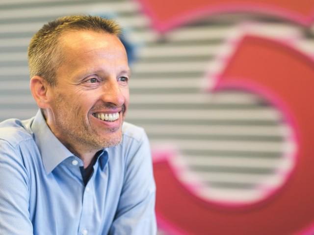 Ö3-Chef Georg Spatt bewirbt sich für die ORF-Radiodirektion