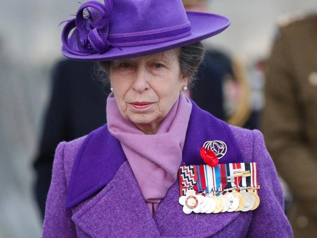 """""""Wichtig, sich zu erinnern"""" - Prinzessin Anne spricht über Tod von Prinz Philip"""