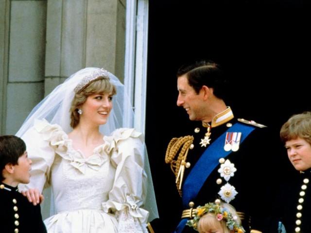 40 Jahre altes Stück Torte von Charles und Diana wird versteigert