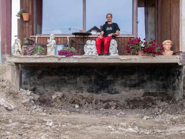 Katastrophen: Aufbauen oder gehen? - Zwei Wochen nach der Flut im Ahrtal