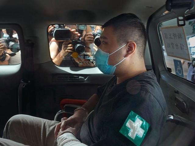 Hongkong: Neun Jahre Haft in erstem Prozess unter umstrittenem Sicherheitsgesetz