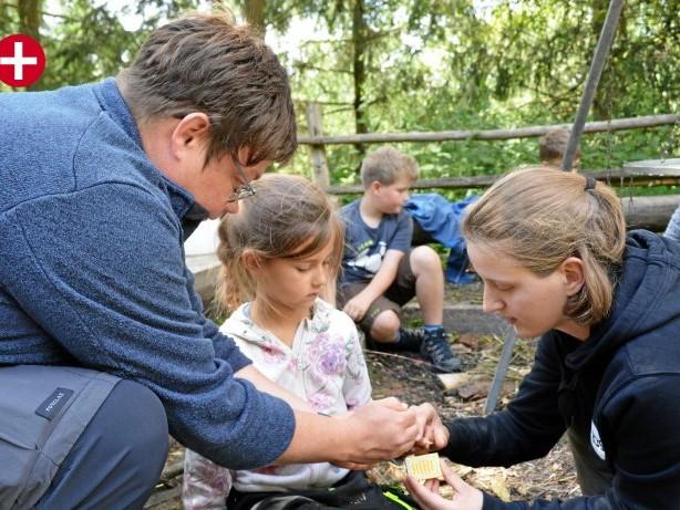 Natur-Entdecker-Camp: Bad Berleburger Kinder als Teamplayer statt Einzelkämpfer