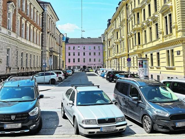 Viel Kritik an Grüner Idee einer autofreien Innsbrucker City