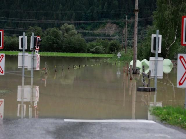 SPÖ Tirol fordert nach Hochwasser Naturkatastrophen-Versicherung