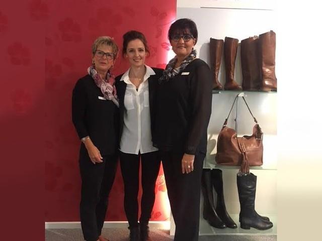Interview: Katrin Bamler über Ihre Rolle als Store Manager Dortmund bei Ludwig Görtz GmbH.