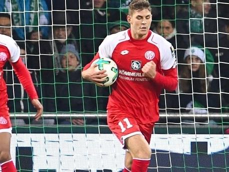 2:2 in Bremen: Mainz 05 verdirbt Werder das Weihnachtsfest