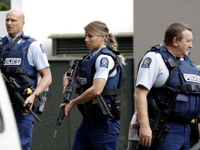 Neuseeland: Schüsse bei Attacken auf Moscheen in Christchurch - mehrere Tote