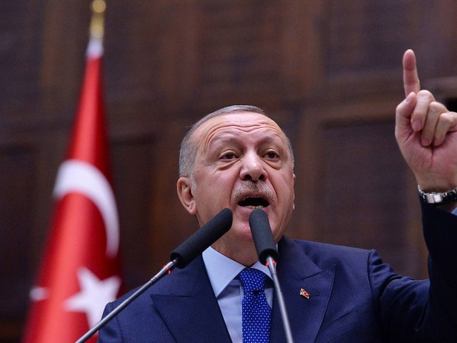 Offensive in Nordsyrien: Erdogan verspottet Trump