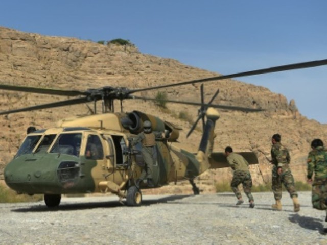 Afghanische Regierung verhängt wegen zunehmender Gewalt nächtliche Ausgangssperre