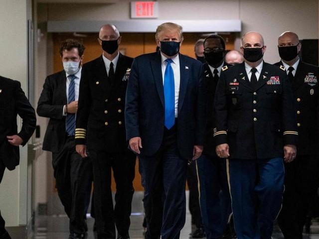"""Corona & Trump: Wie die USA durch eine ihrer """"instabilsten Zeiten"""" irrlichtern"""