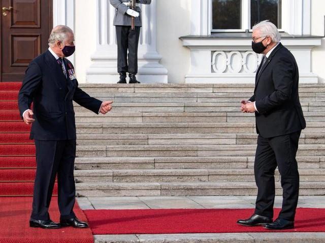 Britische Royals: Prinz Charles und Camilla besuchen Berlin