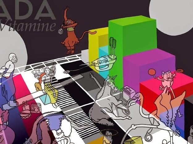 Review: LADA - Vitamine