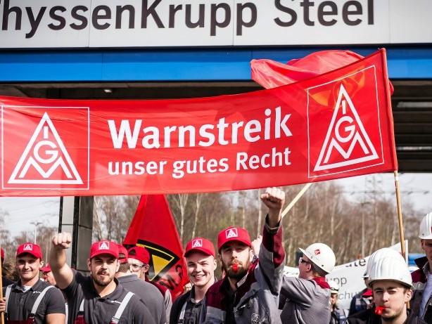 Thyssenkrupp Stahl: Bochum: 1000 Stahl-Arbeitsplätze sollen gestrichen werden