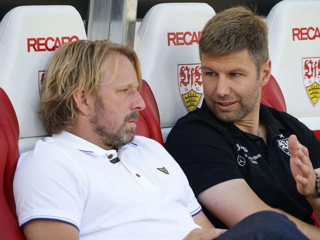 Sportdirektor des VfB Stuttgart: Wird Sven Mislintat Sportvorstand?