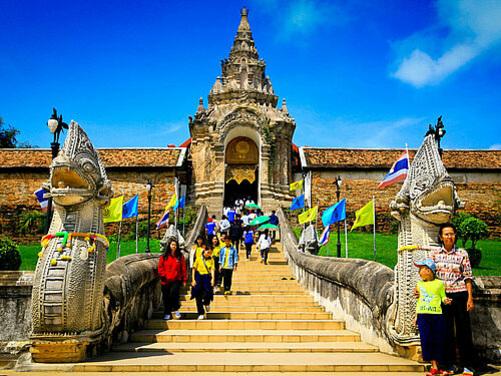 Thailand: Weitere Öffnungen erst ab November