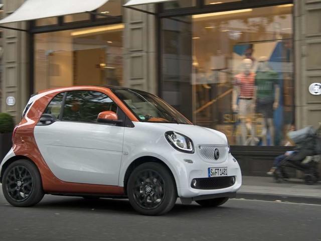 Der Smart bleibt auch als Stromer ein reines Stadtauto