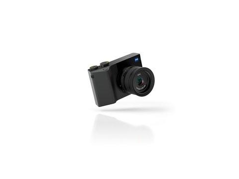 Mit Knick und Photoshop: Vollformat-Kompaktkamera vonZeiss