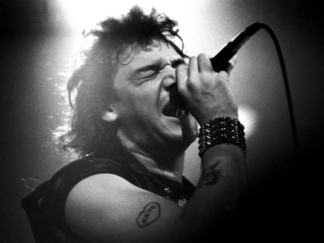 Paul Di'Anno verurteilt Iron Maiden nicht dafür, ihn gefeuert zu haben