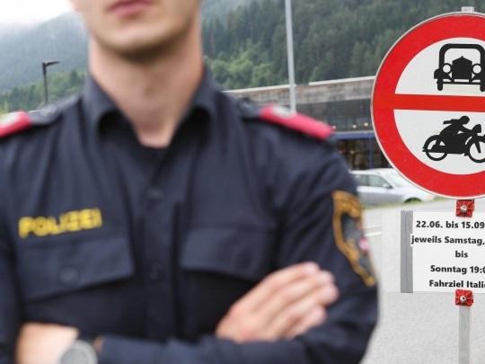 Österreich - Tirol weitet Fahrverbote auch auf die Skisaison aus