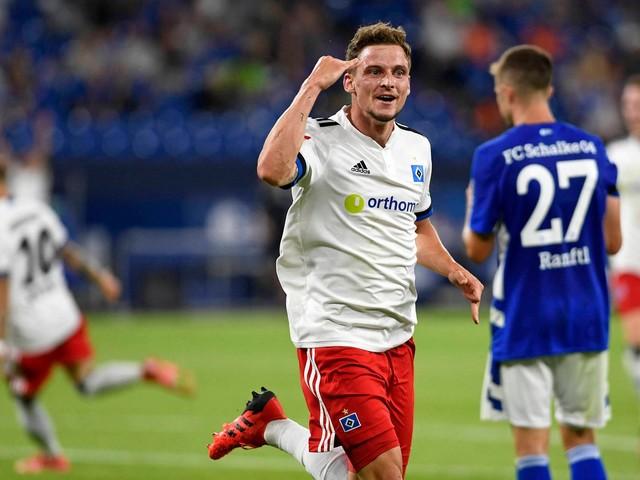 2. Liga: HSV setzt ein Statement auf Schalke