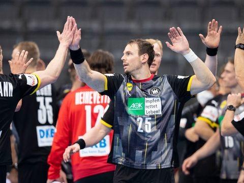 Handballer schließen EM-Quali erfolgreich ab