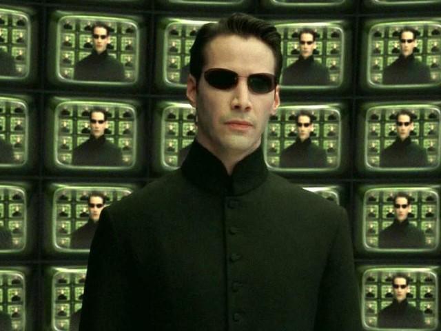 """Keanu Reeves tritt für vierten """"Matrix""""-Film vor die Kamera"""