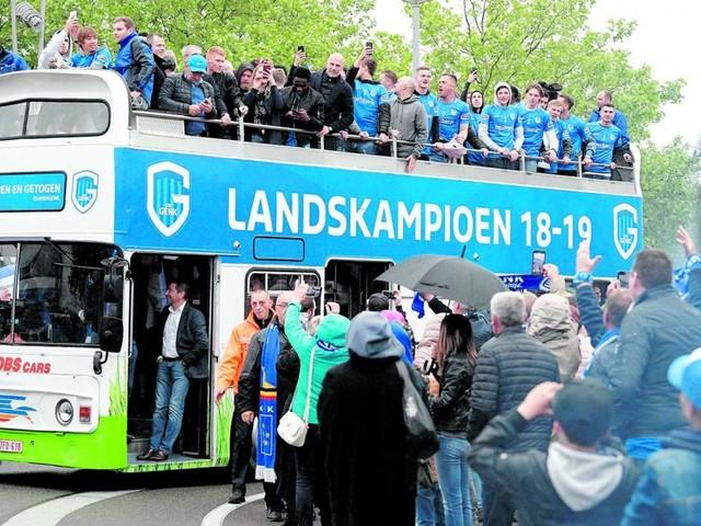 Champions League: Salzburger Ausflug in die Genker Tristesse