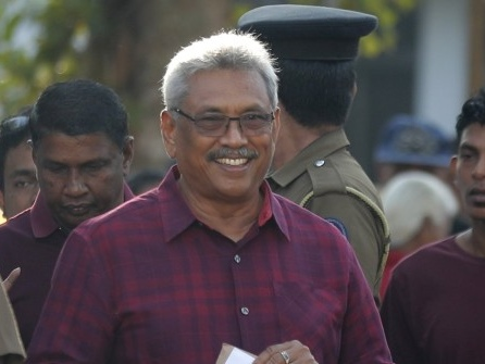 Sri Lanka: Ex-Verteidigungsminister wird neuer Präsident