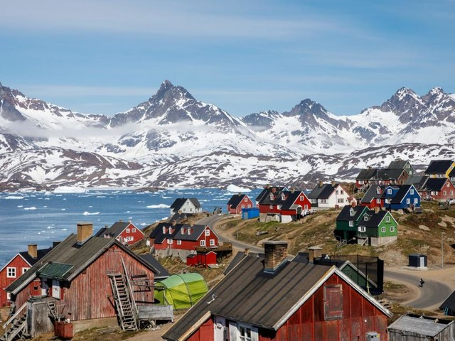 """Völlig verrückt"" - Trump will Grönland kaufen"