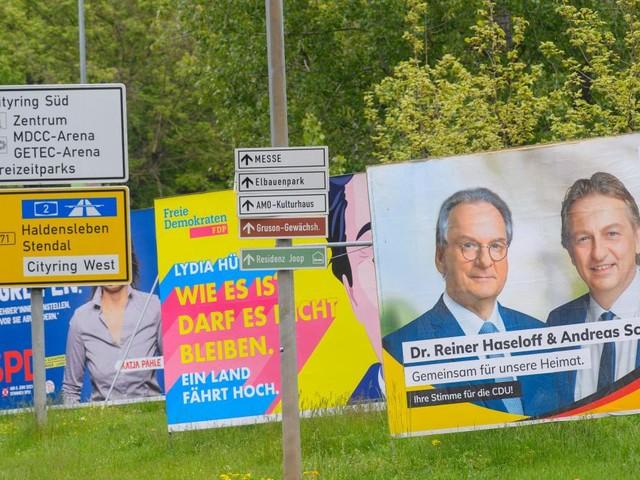 Wahllokale sind geöffnet – Knappes Rennen zwischen CDU und AfD erwartet