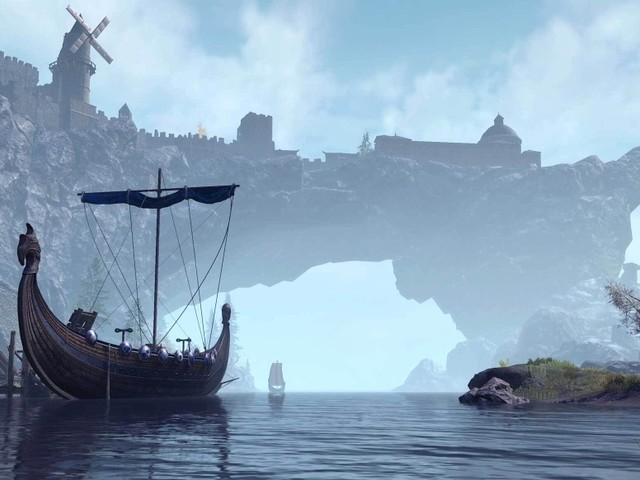 The Elder Scrolls Online - Console Enhanced: Next-Gen-Upgrade für PS5 und XBS angekündigt