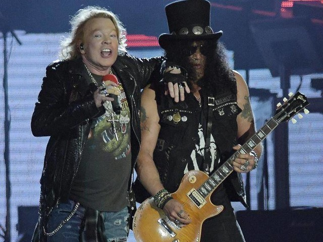 "Guns N' Roses: YouTube-Rekord für ""Sweet Child O' Mine"""