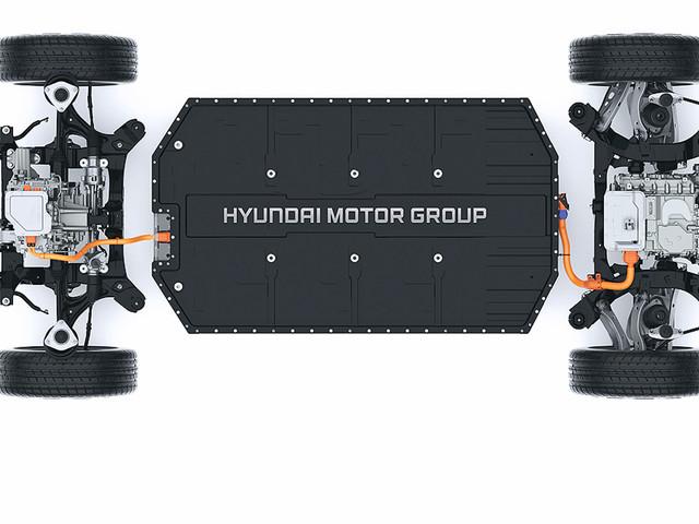 Hyundai E-GMP Plattform (2021): Kia, EV6, Ioniq 5, Technik, Schnellladen, 800 Volt Hyundais neue Elektrobaukasten heißt E-GMP: Alle Infos zur Plattform.