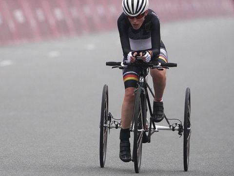 Paralympics: Majunke holt mit dem Dreirad das fünfte Gold