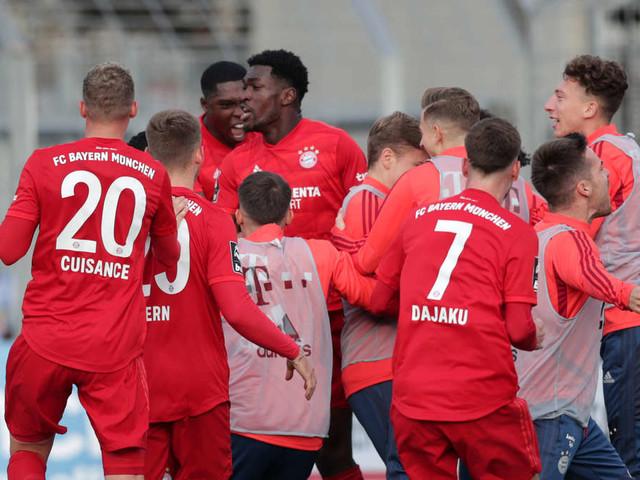 Live: Bleibt der FC Bayern das Team der Stunde?
