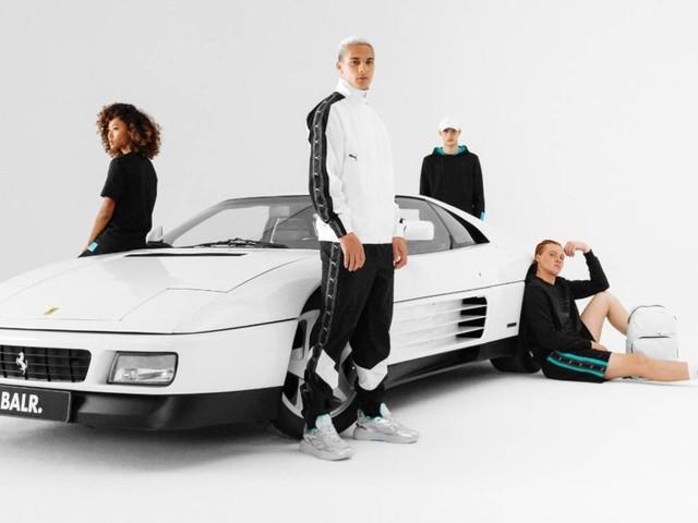 Puma kollaboriert mit niederländischen Label Balr.