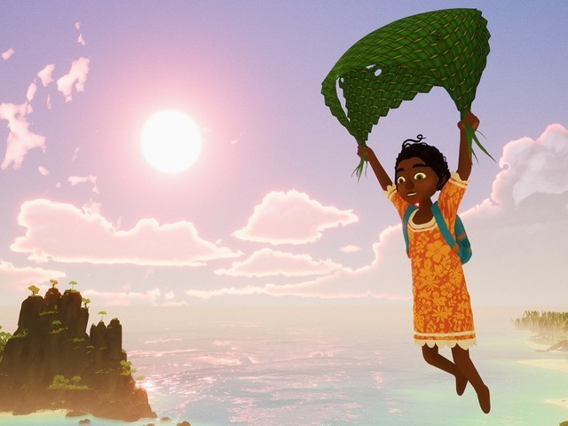 Tchia: Tropisches Open-World-Abenteuer erscheint 2022 für PS4, PS5 und PC