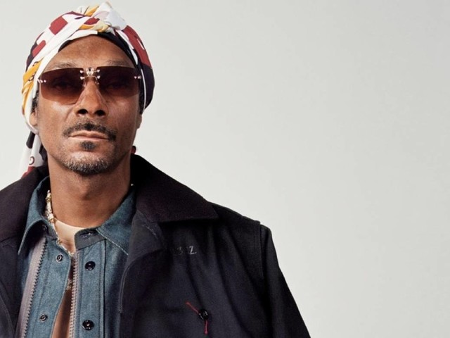 Snoop Dogg ist das Neue Gesicht von G-Star RAW