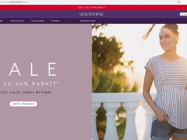 Umstands-Modemarke Seraphine geht an die Börse