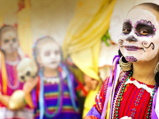 """Burgers' Zoo feiert 2017 wieder """"Día de los Muertos"""" – Halloween auf mexikanische Art"""