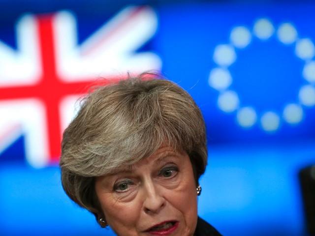 """Theresa May zu Boris Johnsons Binnenmarktgesetz: """"Kann dieses Gesetz nicht unterstützen"""""""