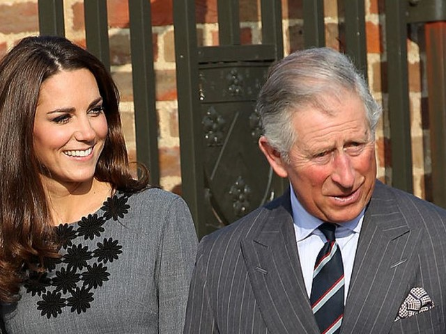 Herzogin Kates geheimer Spitzname für Charles verrät, was sie von ihm hält