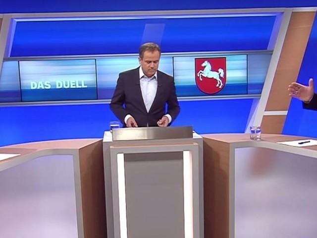 """""""Das Duell"""" in Niedersachsen im Live-Ticker - """"Sie wurde gemobbt"""": CDU-Kandidat macht SPD-Landesvater Weil schweren Vorwurf"""