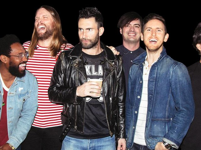 Neue Alben: Maroon 5 machen Radiopop, Ryan Adams klingt richtig soulig