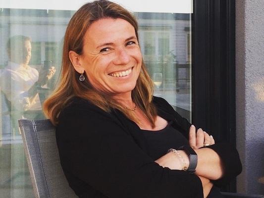 Wir graturilieren: Alexandra Vitt-Krauß wird 53.
