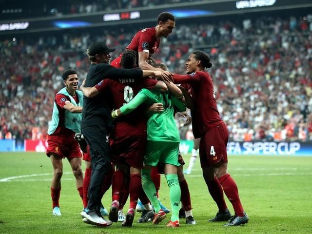 Europäischer Supercup: Klopp triumphiert mit Liverpool in Istanbul gegen Chelsea
